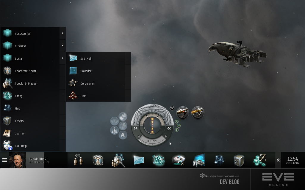 EVE Online  NeoCom BETA