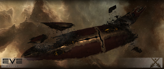Ark wreck