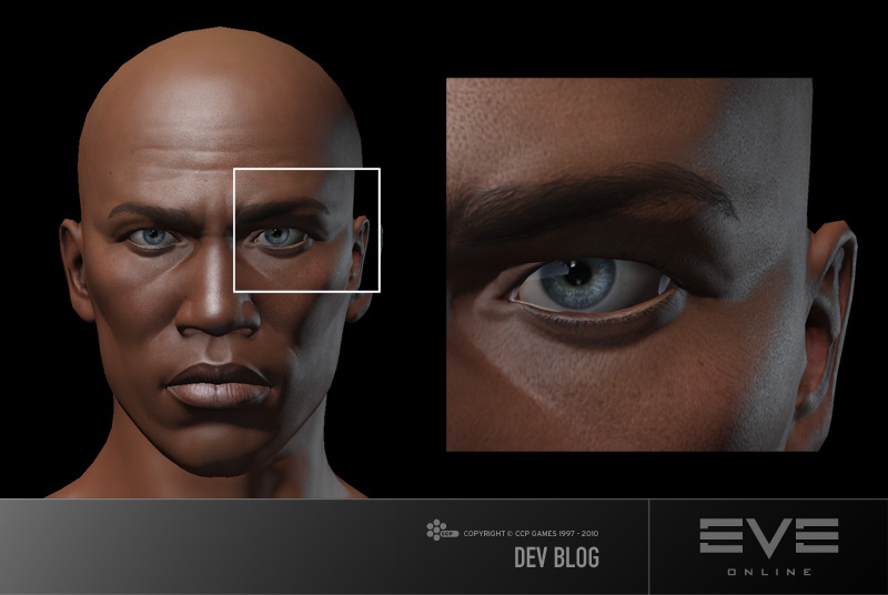 character creation eve online