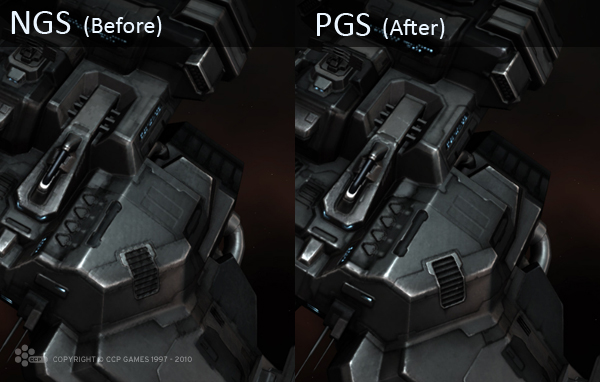 eve online art blog improvement of textures and a new scorpion