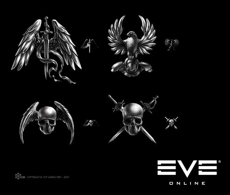 Fabuleux EVE Online - Art Blog: New Assets and Art for Tyrannis YP96